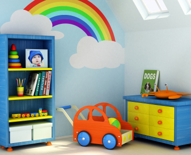 organizing kids' rooms tips - helping kids get organized | coit
