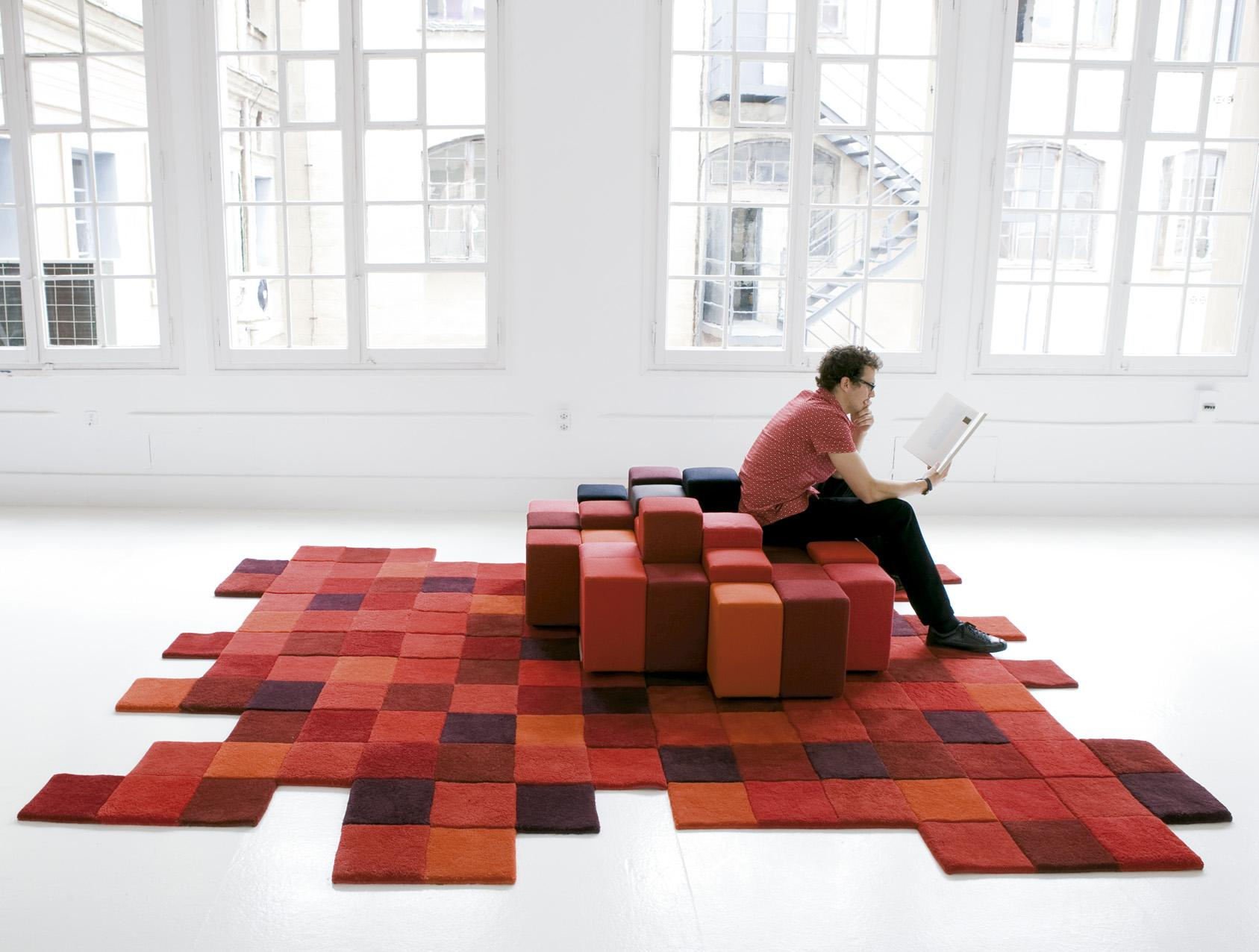 coolest rugs   weirdrest rugs  coit -  coolest rugs  couch rug
