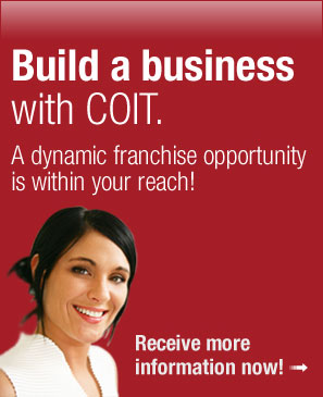 build a business with COIT