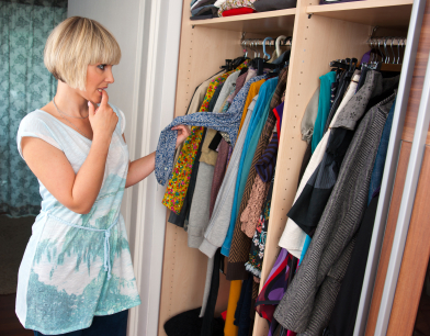 Great You Might Have Noticed That Your Closets Get Musty At This Time Of Year. Is  It Possible That The Problem Is Your Storage Method For Winter Clothes?