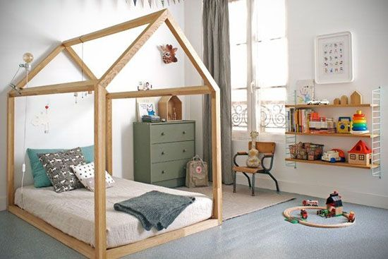 Kid\'s Bedroom Makeover Ideas - Growing up a Bedroom | COIT