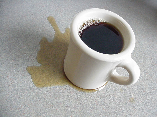How to Remove Coffee Stains from Carpet and Upholstery