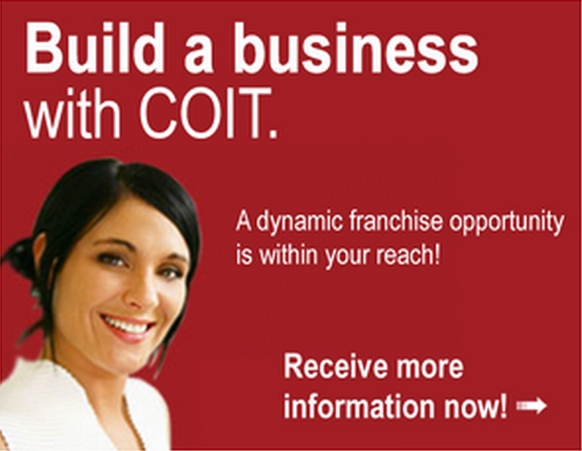 Build a Business with COIT!