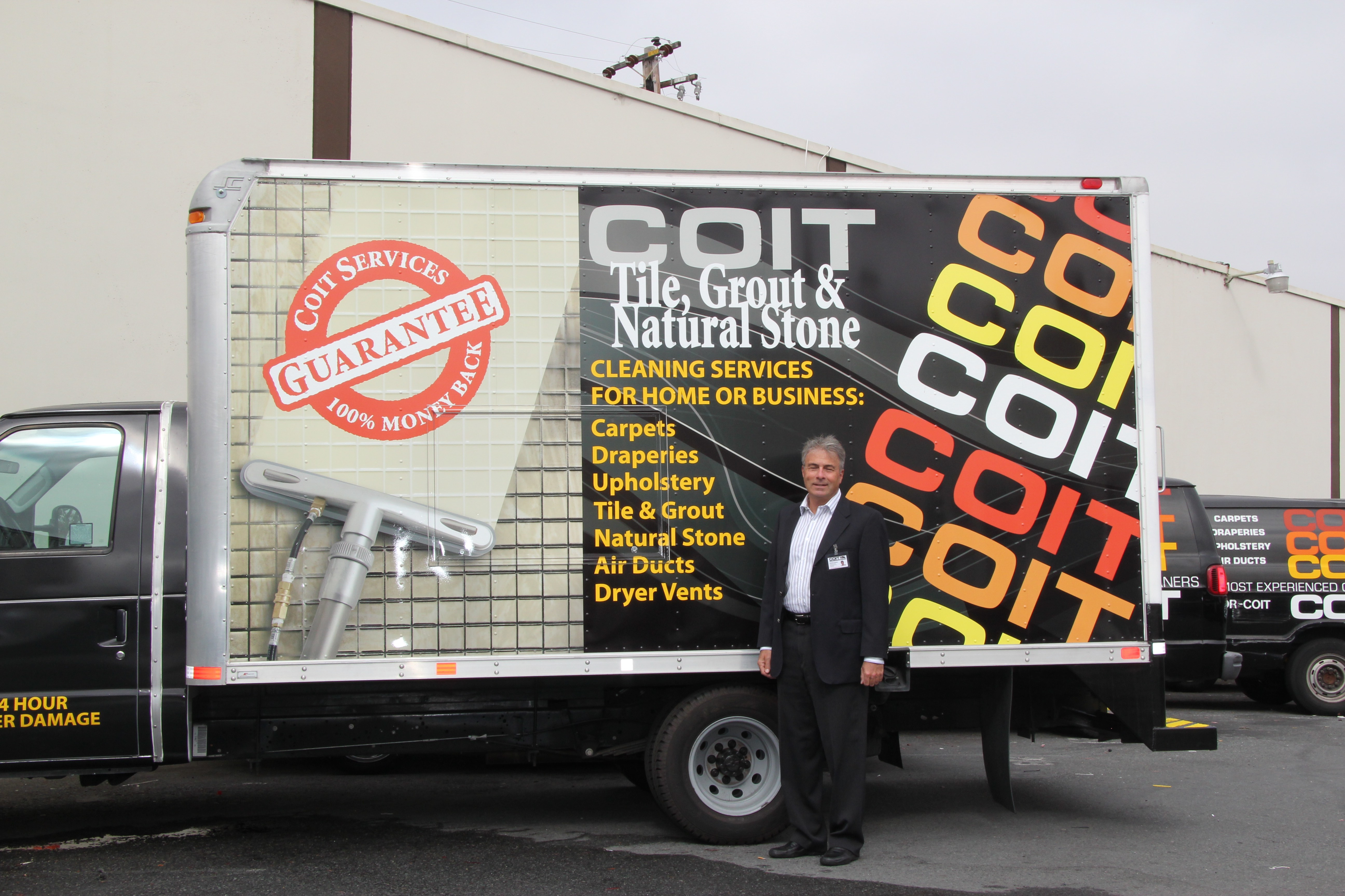To Date Coit Has Cleaned Over 12 Million Homes And 3 Billion Square Feet Of Commercial Carpeting Red Thousands Businesses After