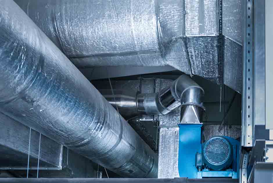 Commercial Air Duct Cleaning | COIT