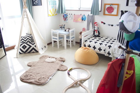 kids' bedroom makeover ideas - COIT