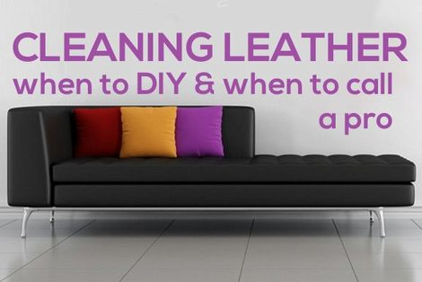 how to clean leather furniture | COIT