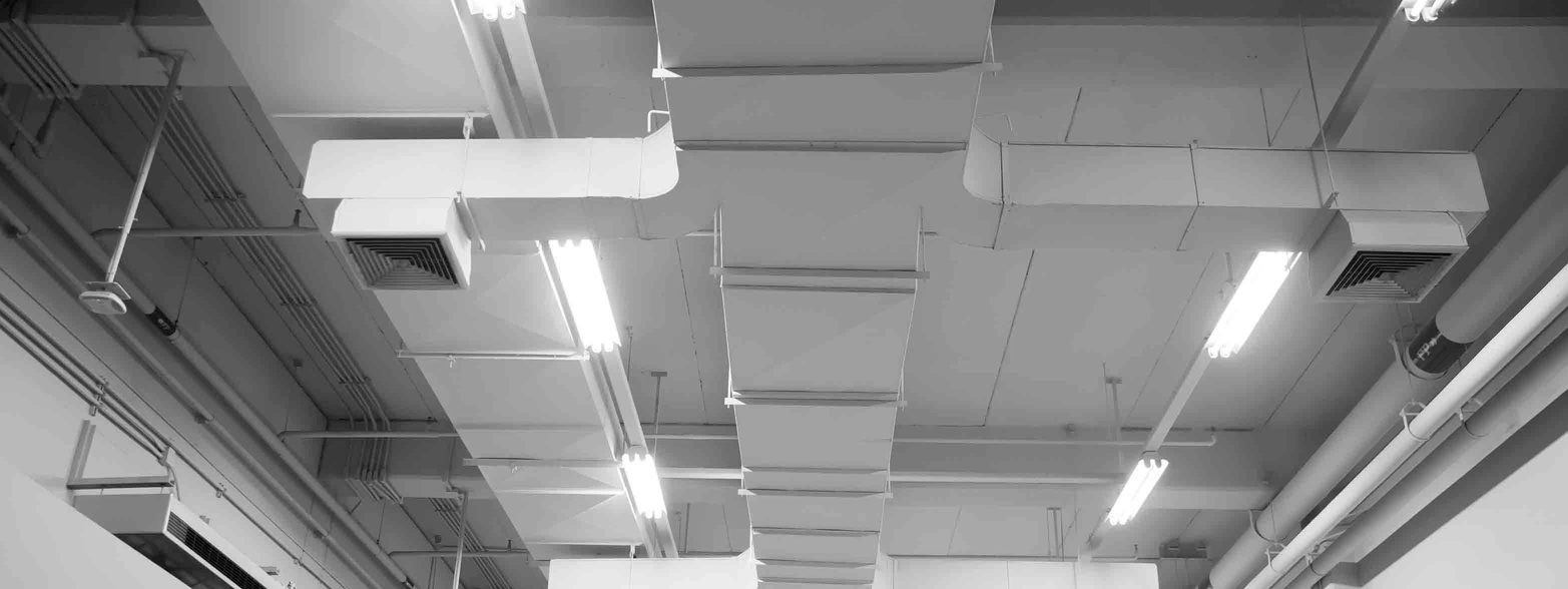 commercial duct