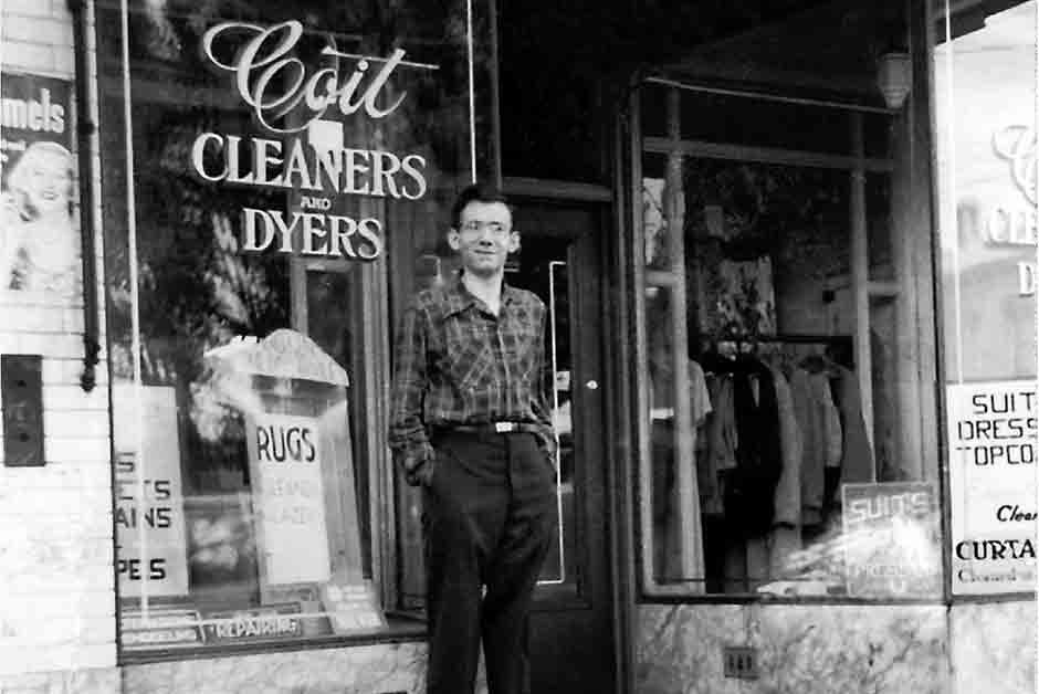 Store front 1950